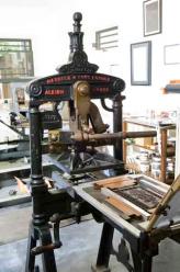 Albion Handpress
